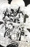 Action Man: REVOLUTION One-Shot Cover