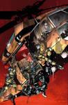GI JOE #6 Cover Art