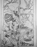 Sensation Comics 12 pg 1 pencils