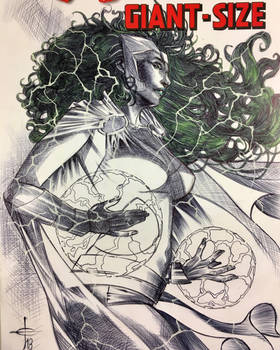 Polaris Sketch Cover Illustration