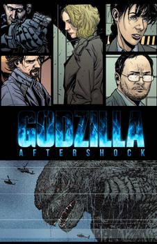 Godzilla:Aftershock Promo Image