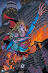 Supergirl DCEASED Variant Cover