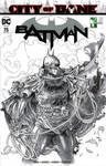 Batman Hero Initiative Sketch Cover