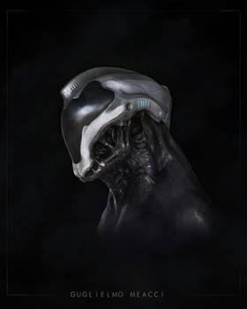 Sci-fi Soldier/Creature