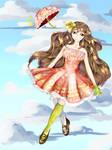 Amelia - coloured by Yukinoushi