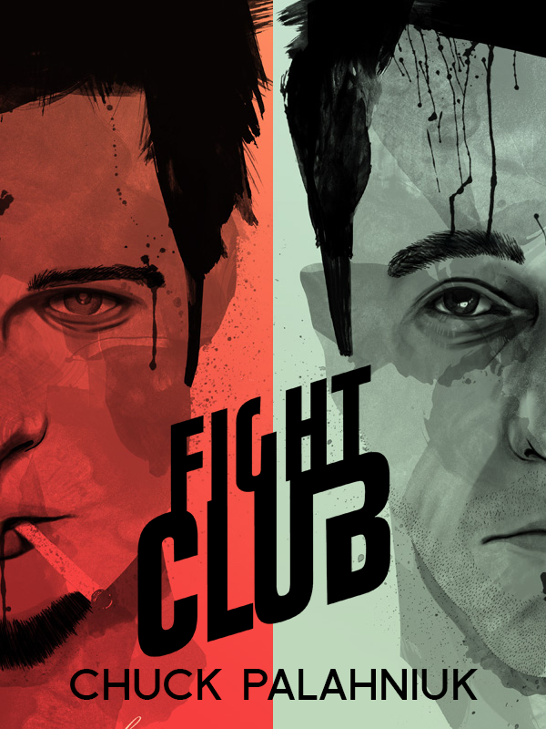 fight club book report Deconstruction analysis of fight club english literature essay fight club is not just a hobby and finally made the book itself live in the conflict.