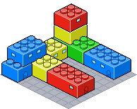 Isocity Lego House