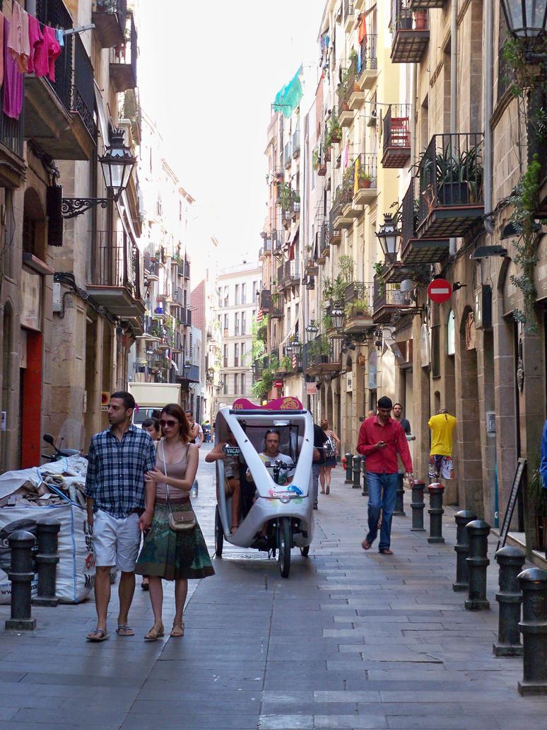 Barcelona 26 by Midnight---Rainbow