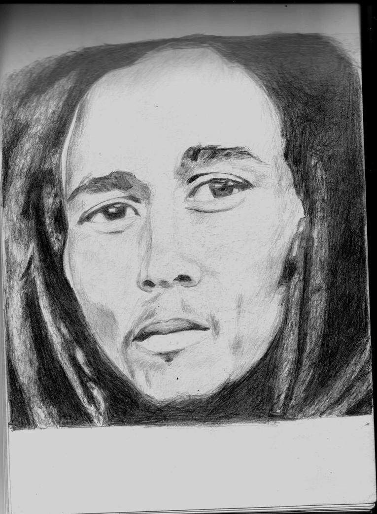 Bob Marley by Midnight---Rainbow