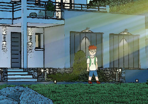 Will go to school (Will's life #4)