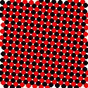 Tesselation of Circles by Drake-Pente