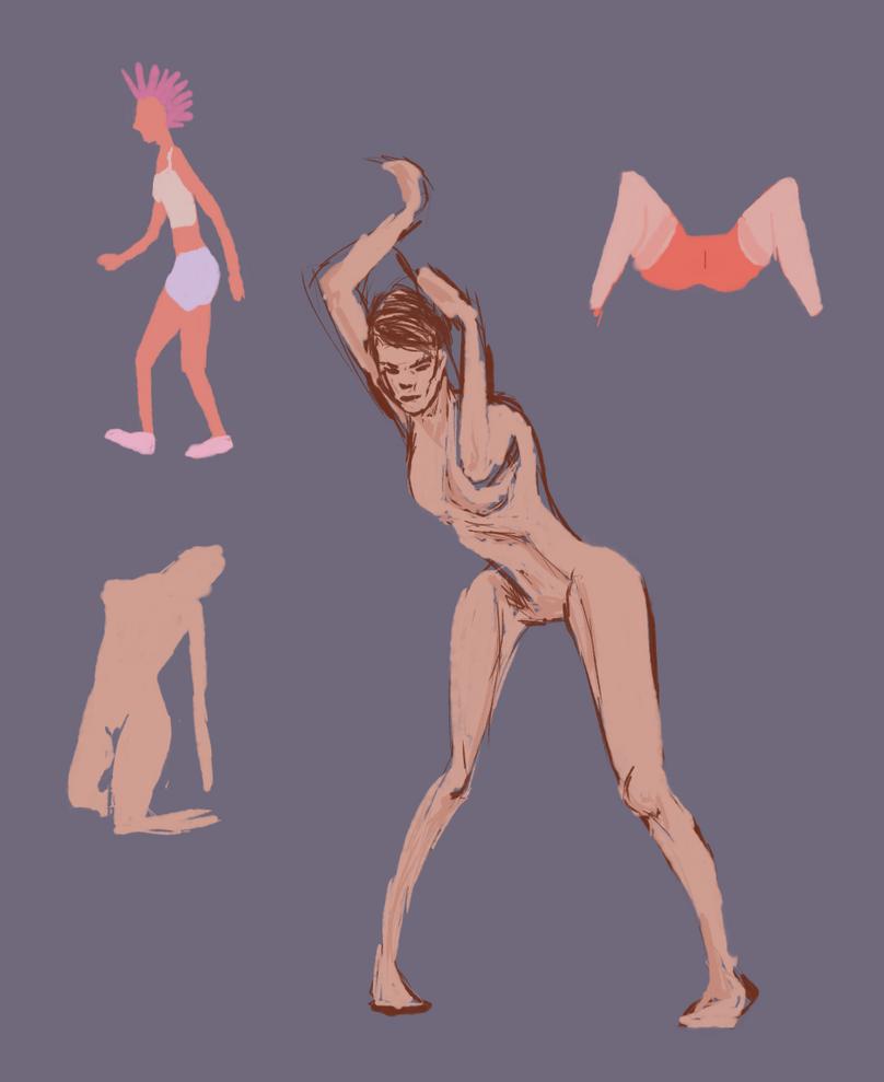 Body Shorthands by facundoezequiel