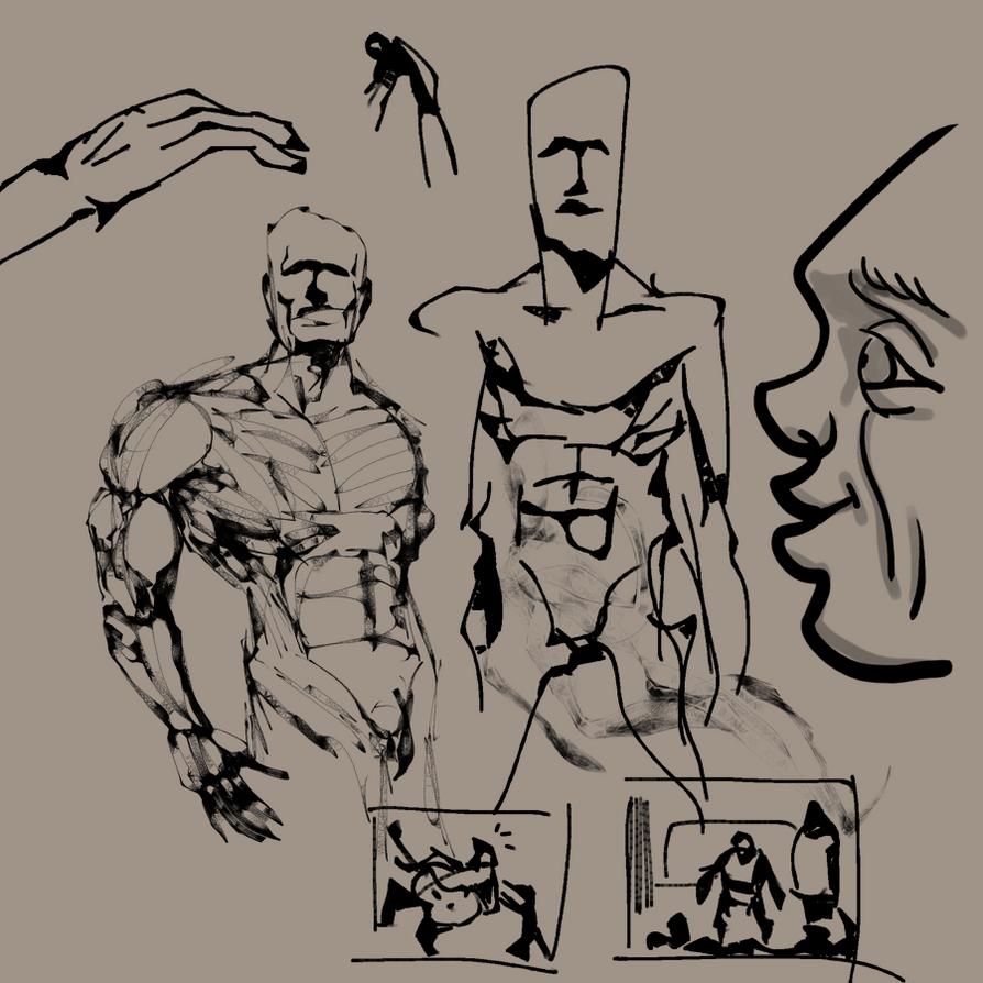 Thumbnails And Random Figures by facundoezequiel