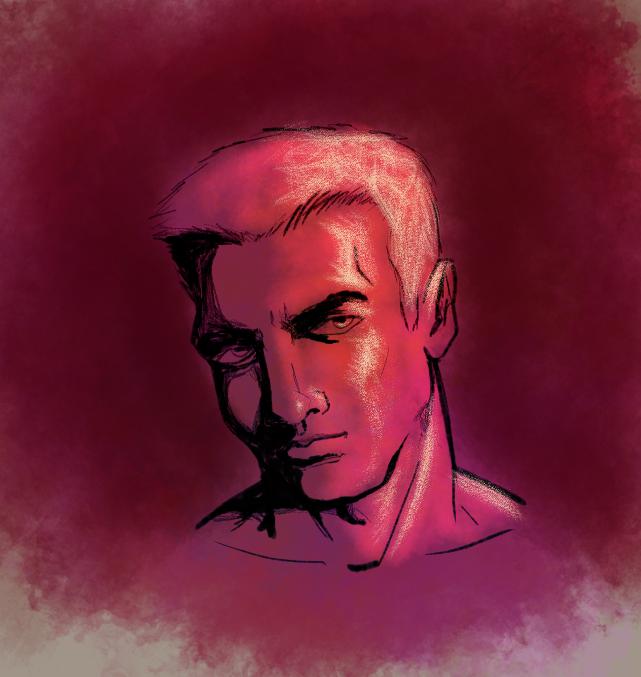 Color Test For Comic by facundoezequiel