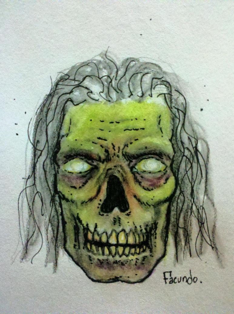 Zombie for nephew by facundoezequiel