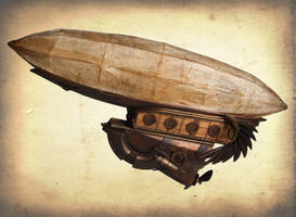 Steampunk - The Art of Flight by differentiation