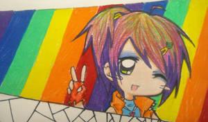 GAY PRIDE FTW by Inulover46