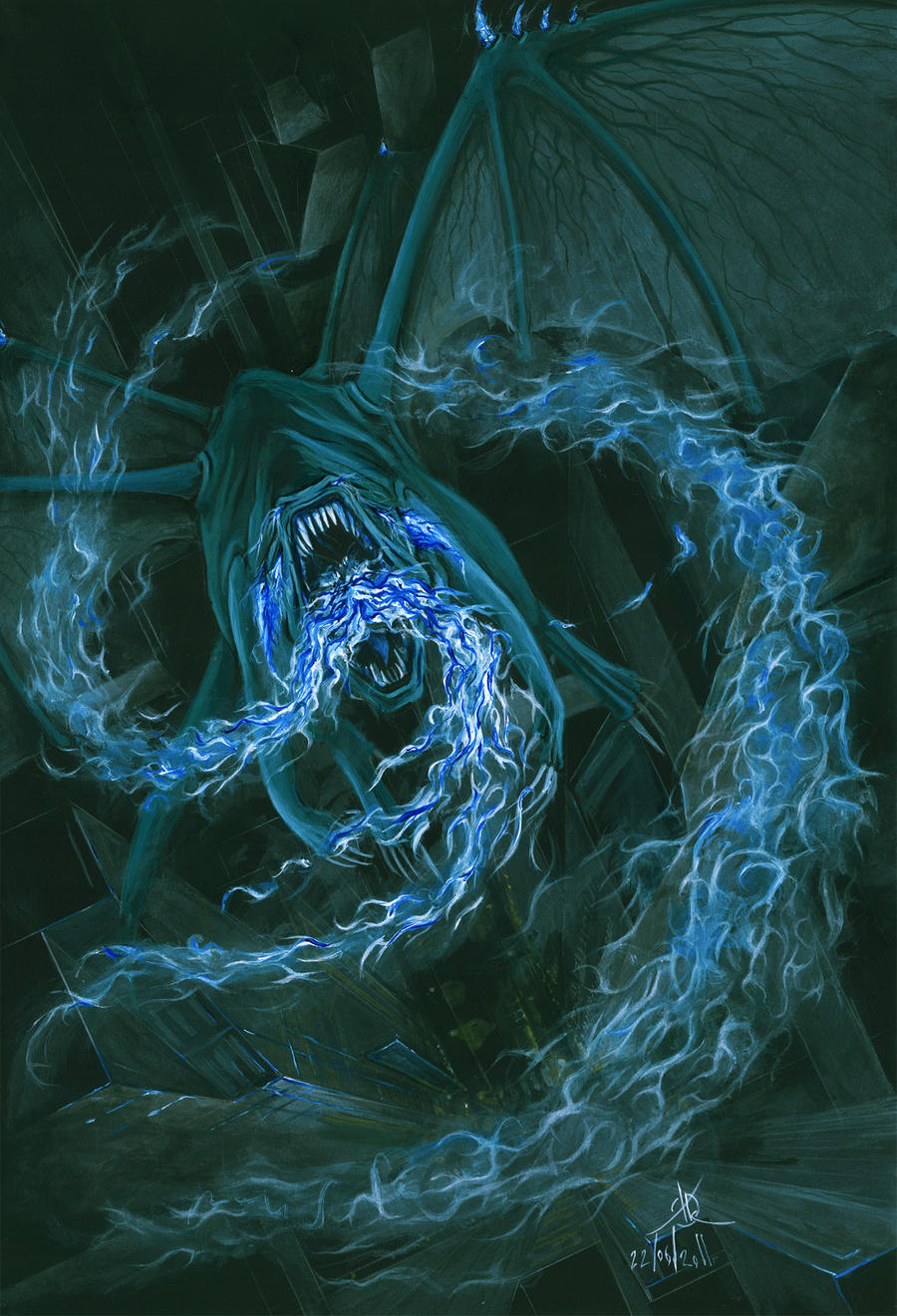 Dragon by TKetryan