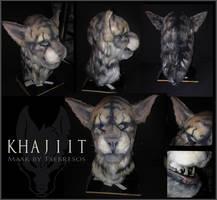Khajiit Mask