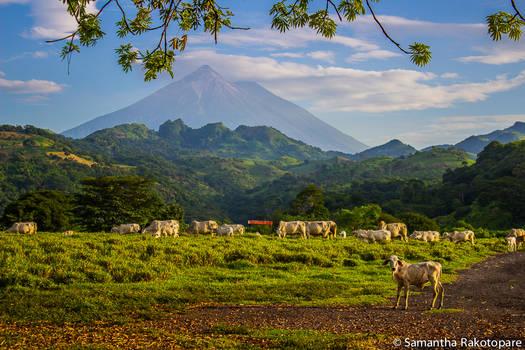Countryside of Guatemala