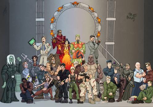 Stargate Jam