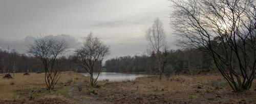 Vennegie winter by janfoto