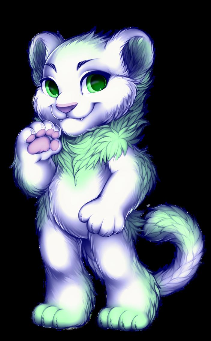 Lioness by WibbleyWobbleys