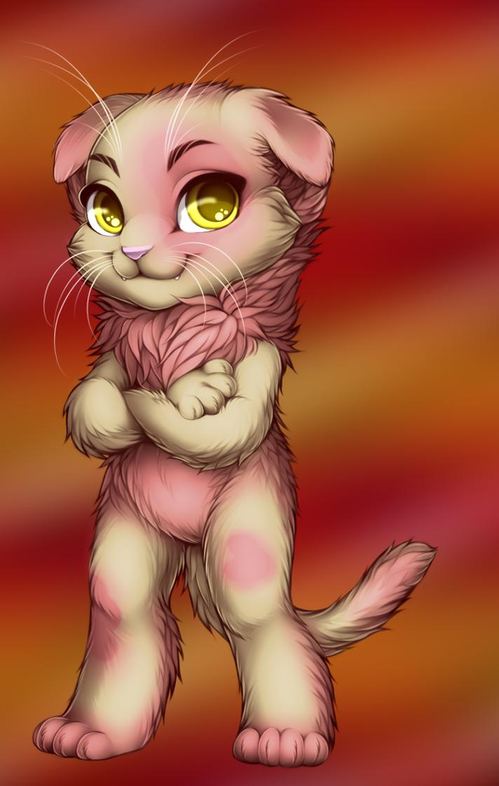 Pretty Kitty by WibbleyWobbleys