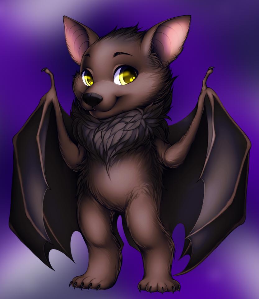Batsy by WibbleyWobbleys