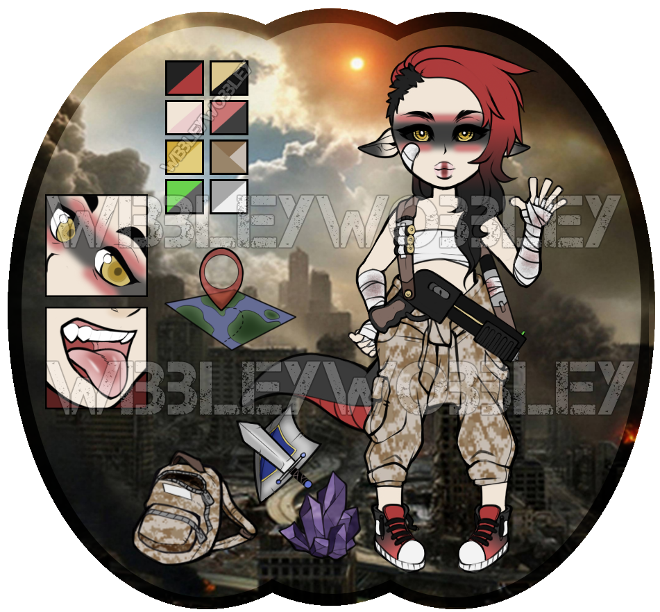 Apocalyptic Dracolyte by WibbleyWobbleys