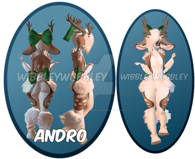 Ava Andro Display by WibbleyWobbleys