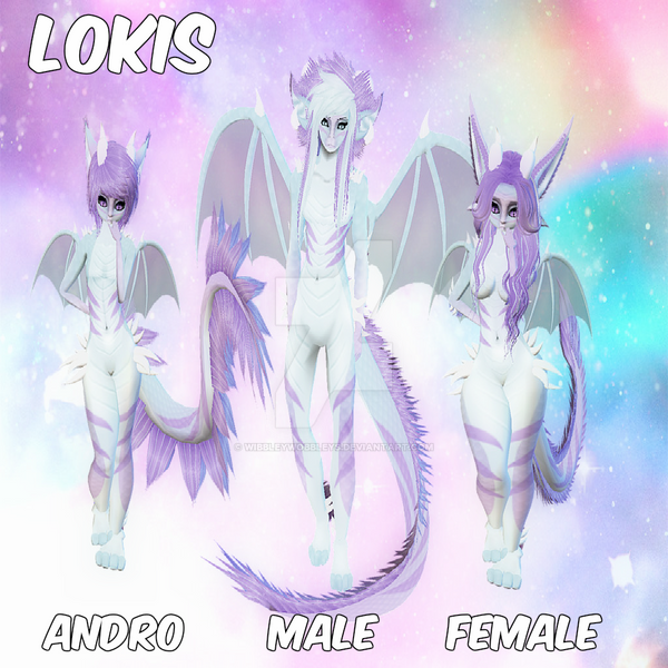 Lokis Display by WibbleyWobbleys