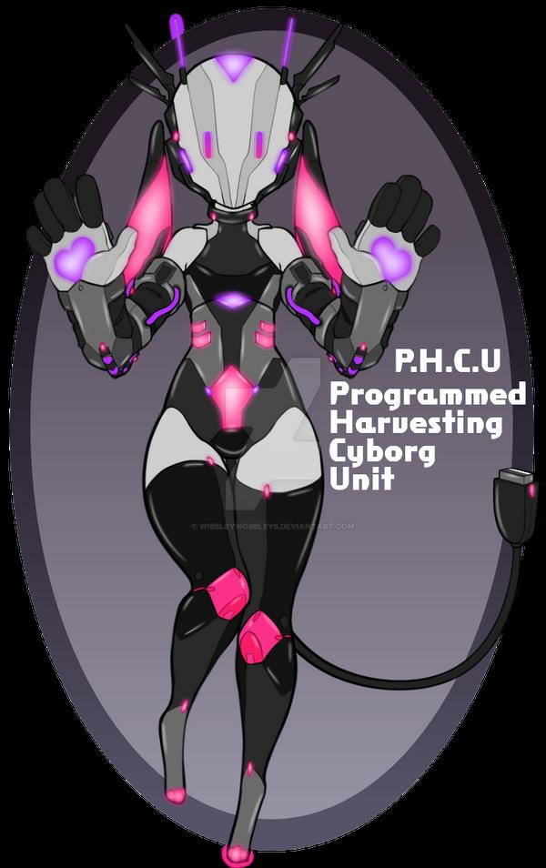 P.H.C.U Adopt (SOLD) by WibbleyWobbleys