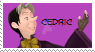 Cedric stamp by spellboundsprite