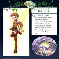 Nell ref sheet by spellboundsprite
