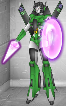 Transformers G1 OC- Sigmastrike