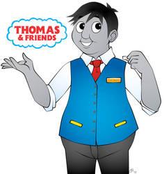 Human Thomas
