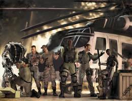 Pre-Mission by graver13