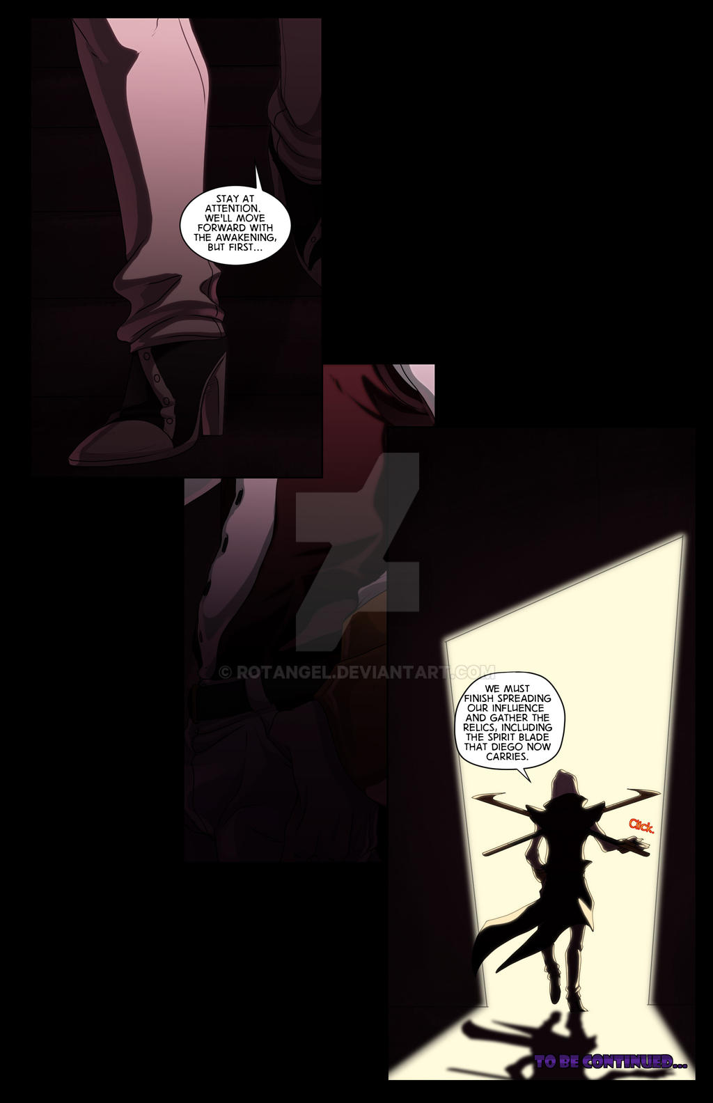 Issue #2 pg. 27 by RotAngel