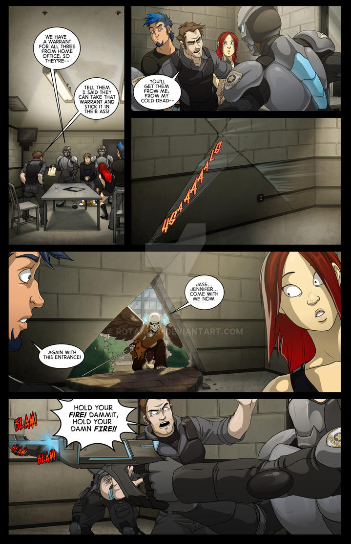 Issue #2 pg. 25 by RotAngel