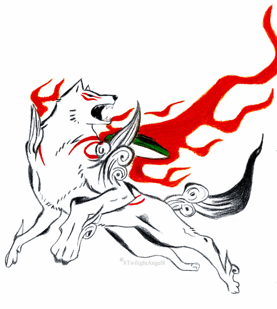 Name Of The Dog In Okami
