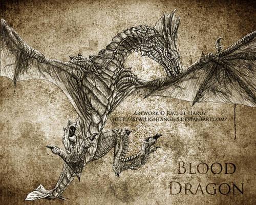 Skyrim Blood Dragon