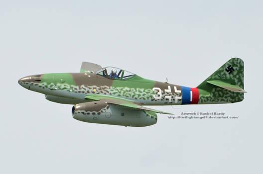 ME-262 Photo Pass
