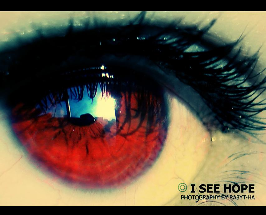 I see hope by ra3yt-ha