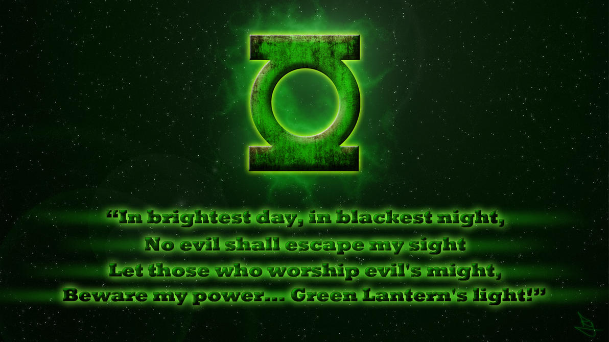 The Oath of the Green Lantern Corps : Emerald_Council