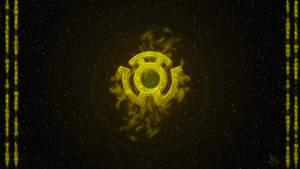 Sinestro's Oath by lycanshinobi