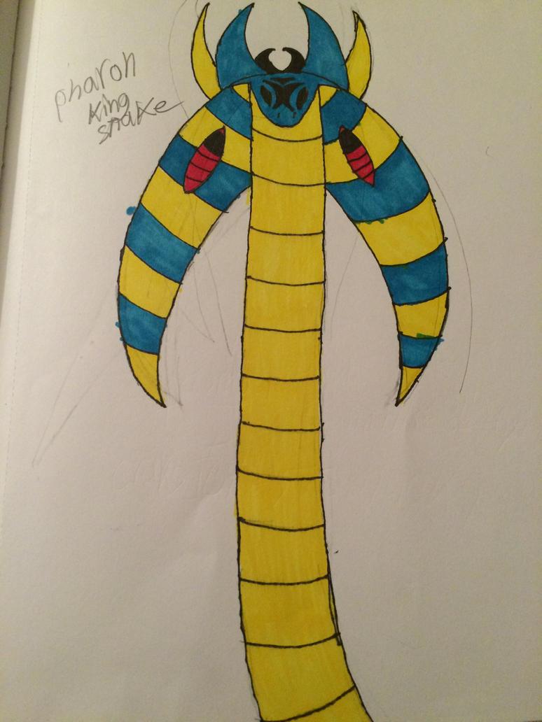 Pharaoh Cobra by budderninjaMC