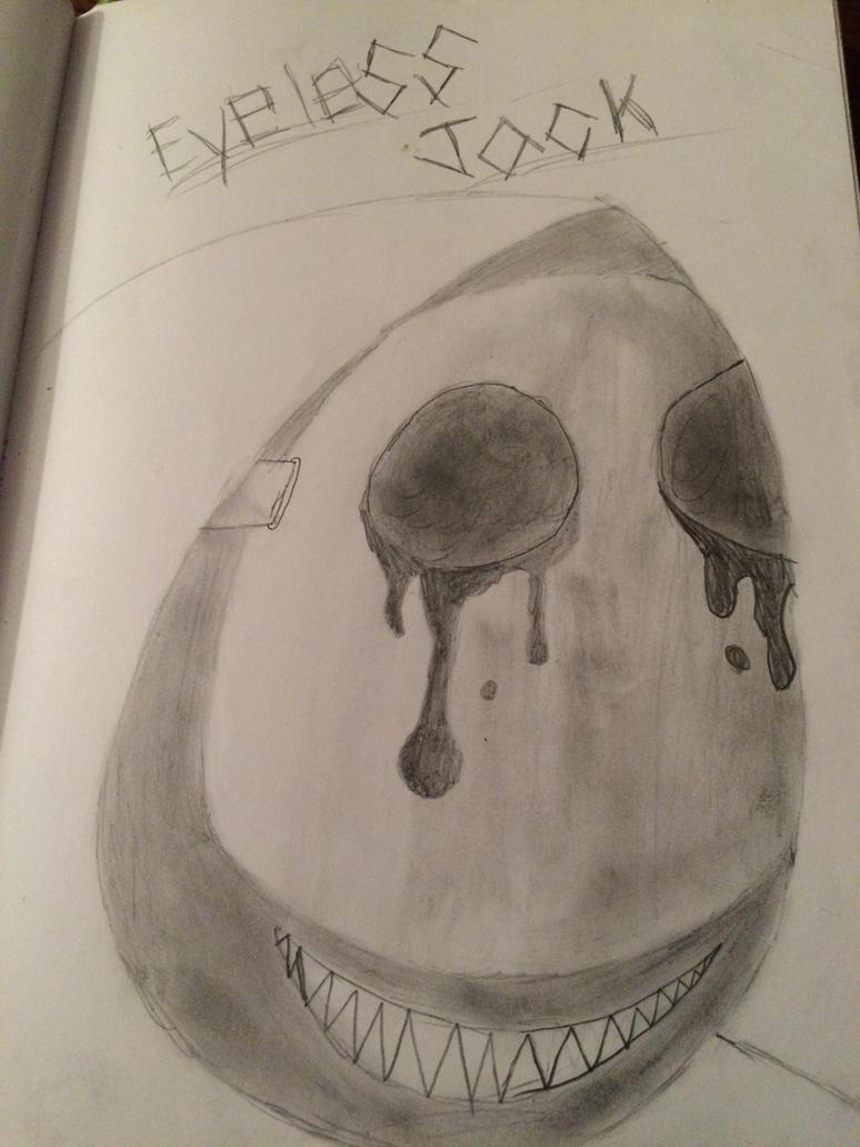 Eyeless Jack by budderninjaMC