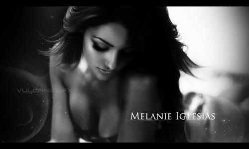 Melanie Iglesias Signature by VulcanicGFX