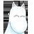 Happy Moomin Icon